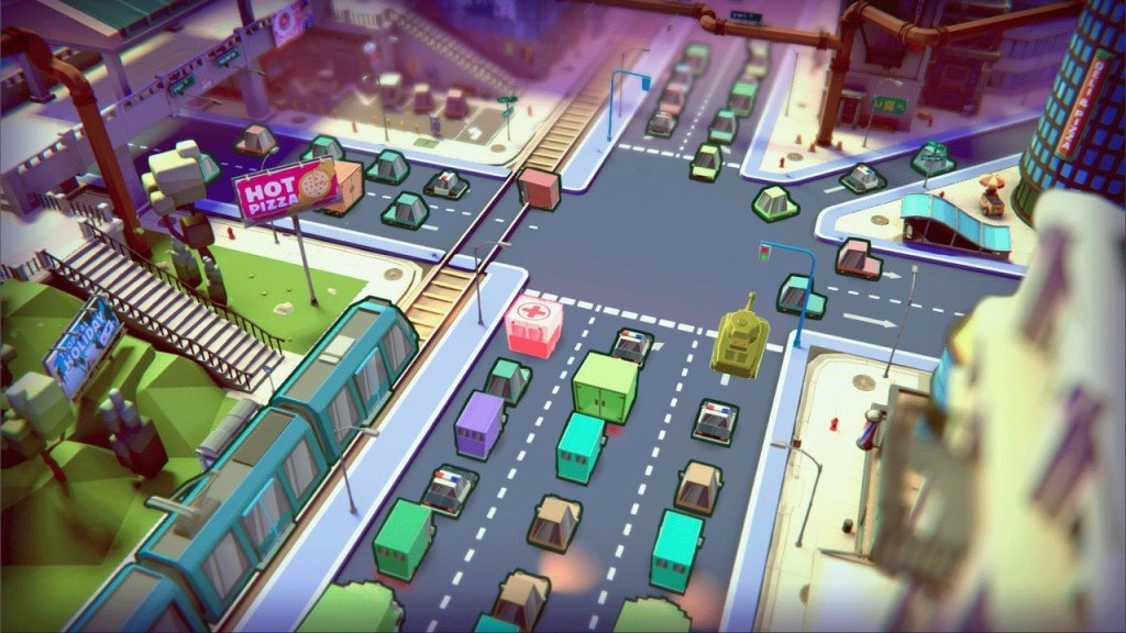 Urban Flow Gets The Green Light For A June Release On Switch