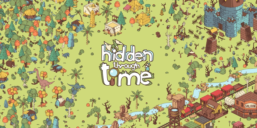 App Army Assemble: Hidden Through Time - Is this the hidden object game you