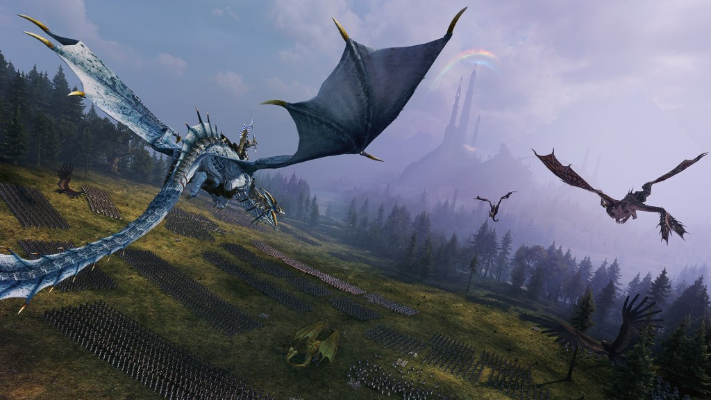 Total War: Warhammer II guide - Imrik's Dragon Encounters and Dragon Taming