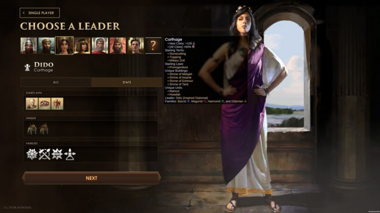 Old World Early Access Preview Impressions 4x Civilizations Crusader Kings Dido Carthage