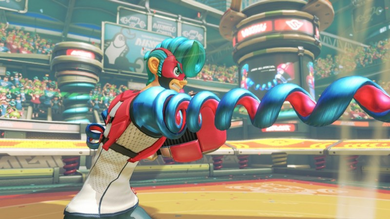 Nintendo Will Show Super Smash Bros. Ultimate's Arms Character Next Week