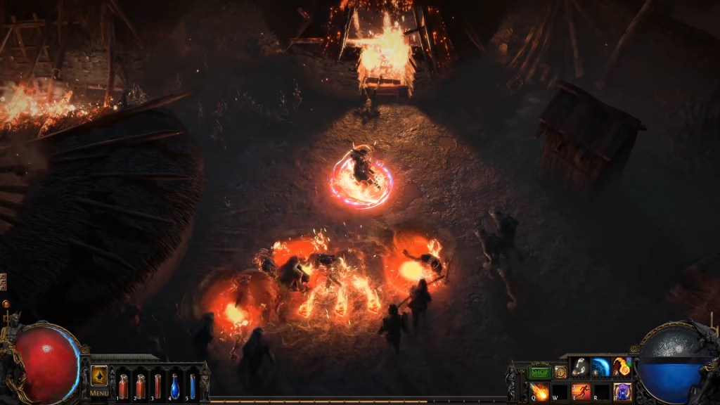 Grinding Gear Games confirms Path of Exile 2 beta won't happen in 2020