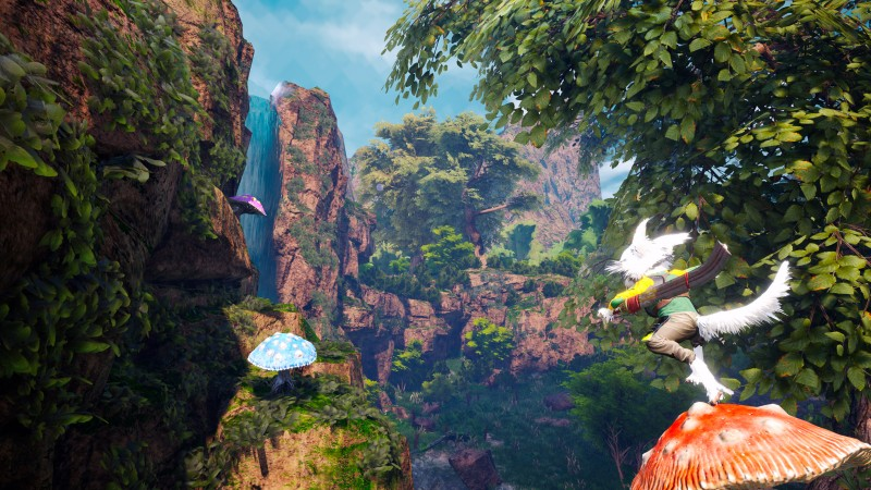 Remember Biomutant? Check Out A Lengthy New Trailer