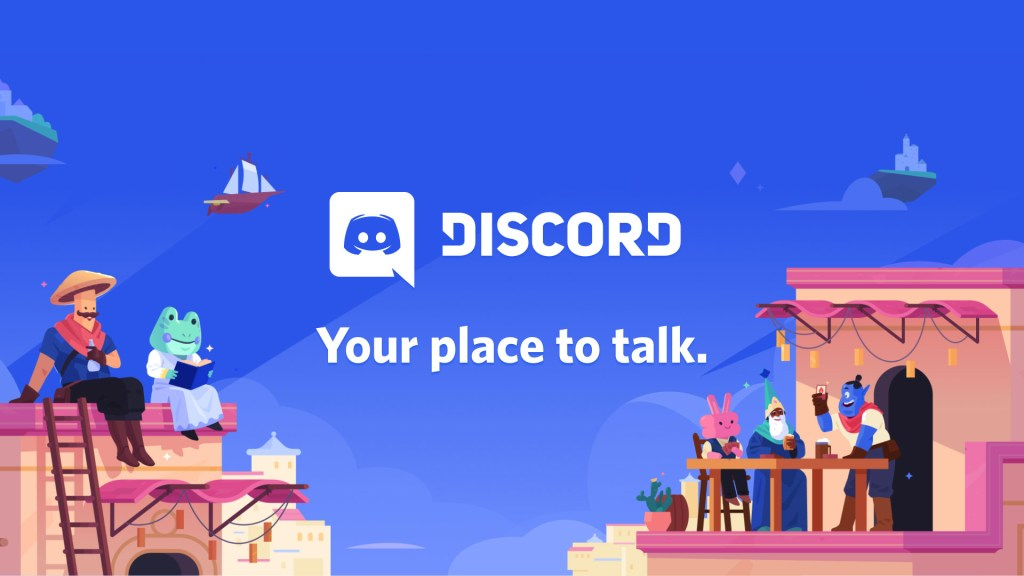 Discord rebrands itself as a general chat app, not just for gaming