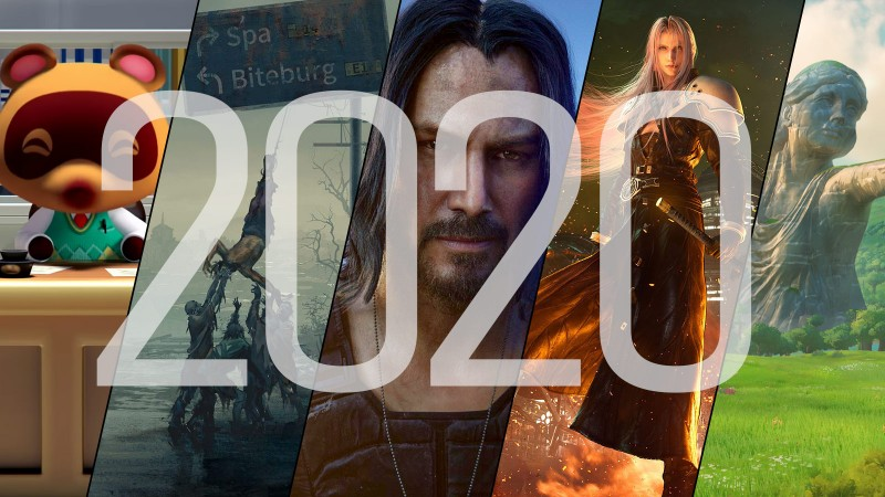 2020 Video Game Release Schedule