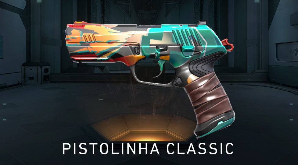 Valorant guide - How to unlock free agent weapon skins