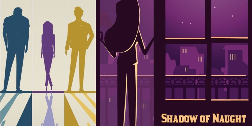 Shadow of Naught is a stylish, narrative-driven adventure game that