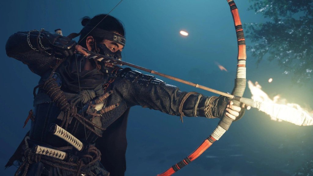 UK Sales Charts: Ghost of Tsushima Is the Next PS4 Exclusive to Get Top Spot