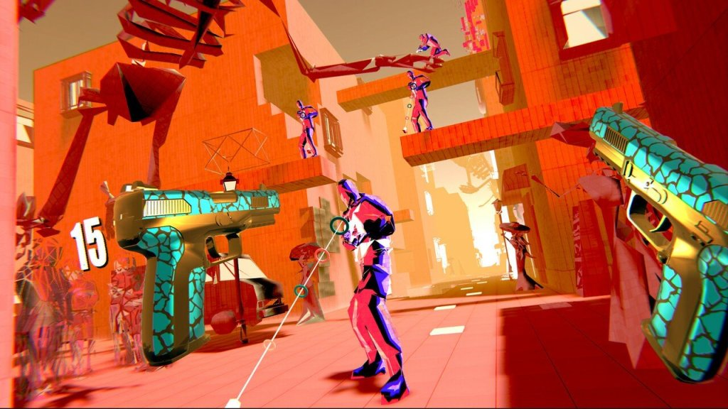 Virtual Reality Rhythm Shooter Pistol Whip Delayed on PSVR By Two Whole Days