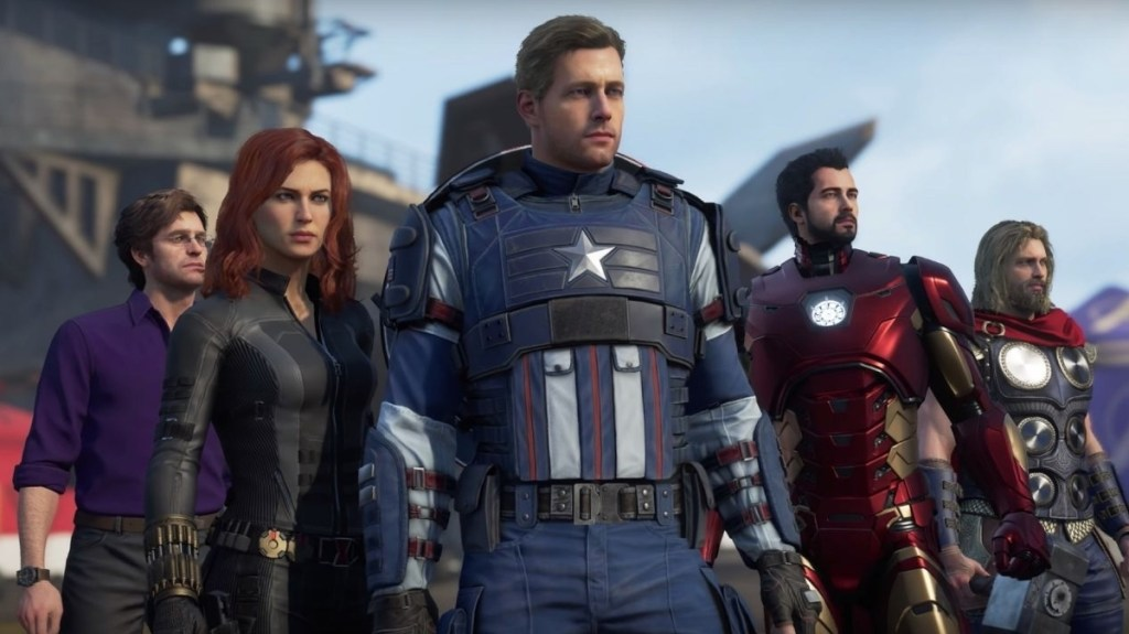 Crystal Dynamics details its sizeable Marvel's Avengers beta, coming in August • Eurogamer.net