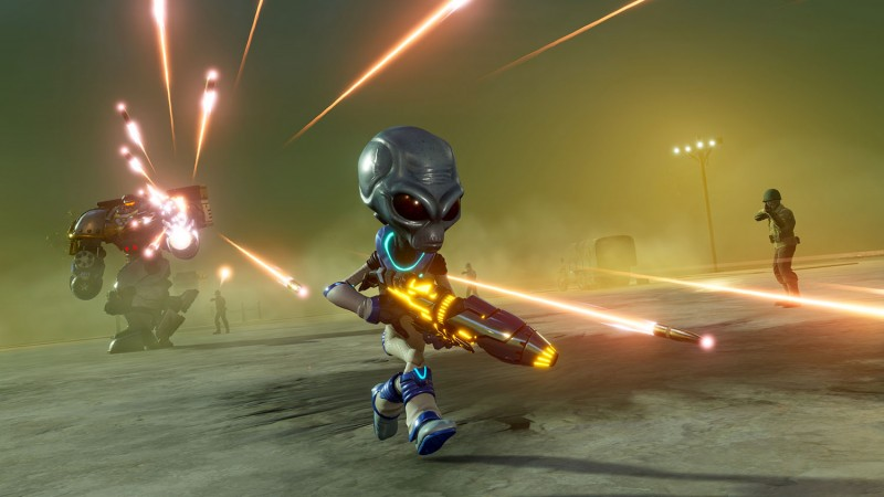Destroy All Humans Review – An Obsolete Invasion