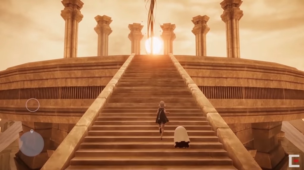 Nier Re[in]carnation continues to look lovely • Eurogamer.net