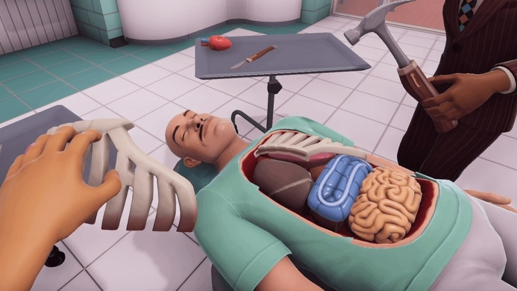 Surgeon Simulator 2 is out at the end of August • Eurogamer.net
