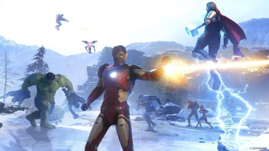 Marvel's Avengers Details Even More Reasons to Play on PS5, PS4