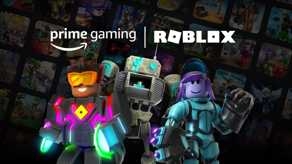 Unlock New Exclusive Items on Roblox with Prime Gaming