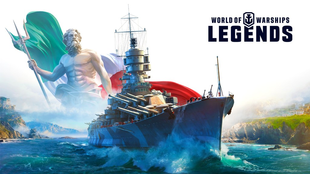 World of Warships: Legends Unleashes Italian Navy