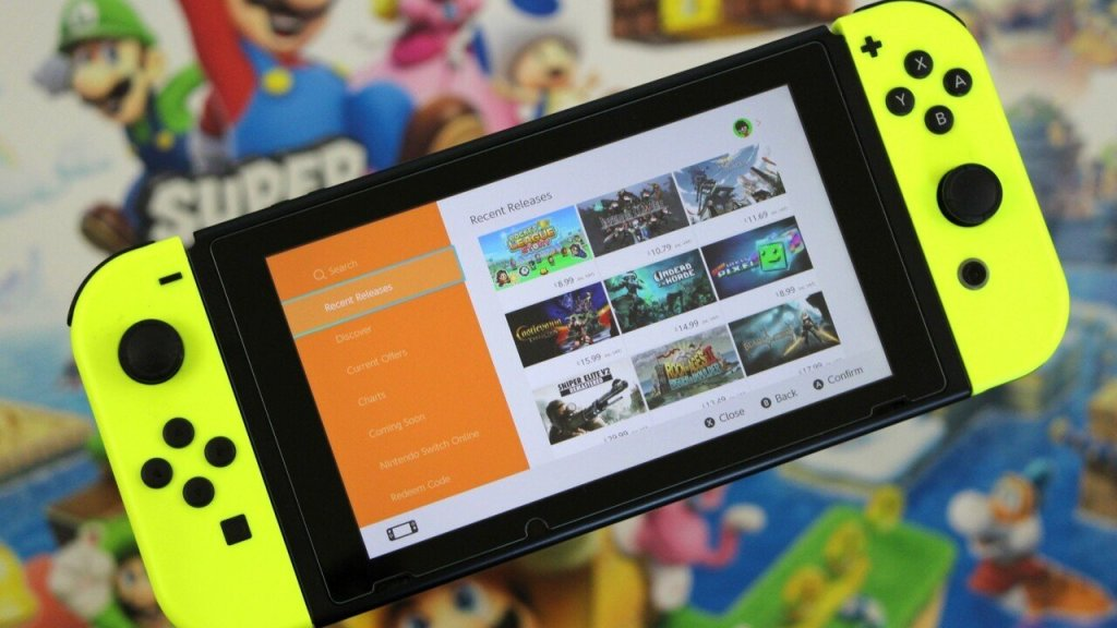 You Can Now Cancel Switch eShop Pre-Orders Up To One Week Before Release