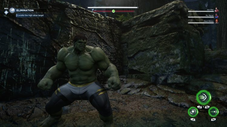 Marvel's Avengers PC very high textures