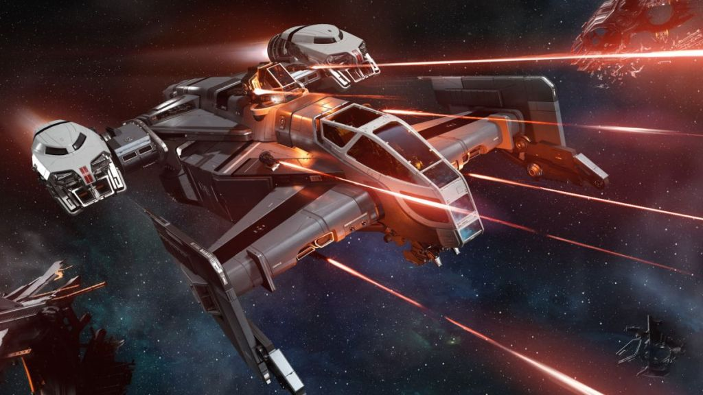 Star Citizen is free to fly for the next two weeks