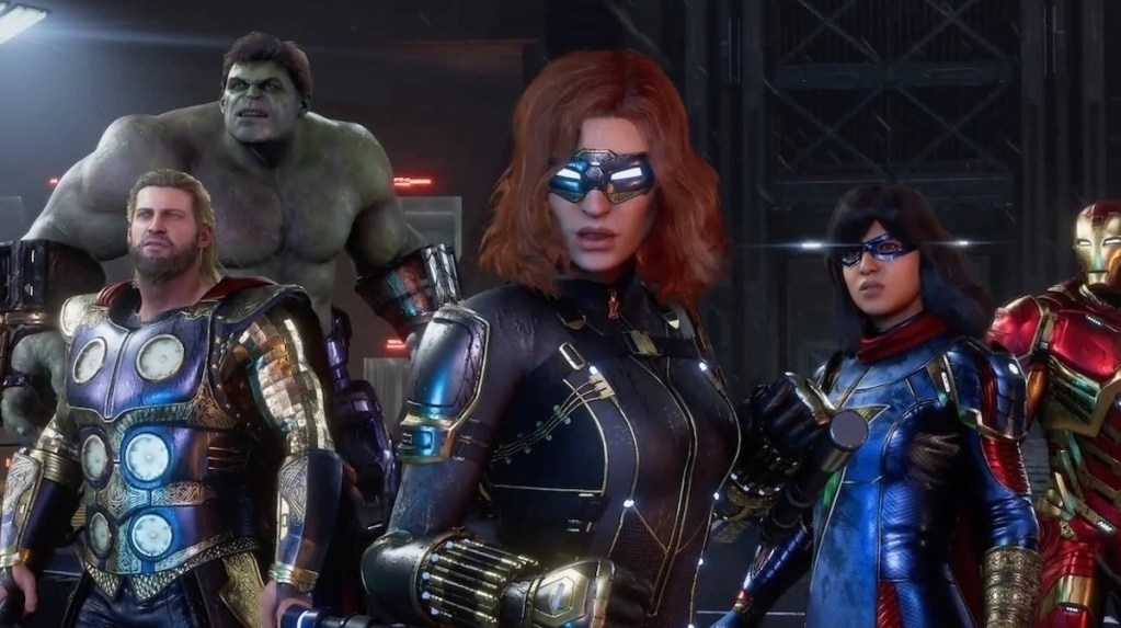 Marvel's Avengers review - not super enough • Eurogamer.net