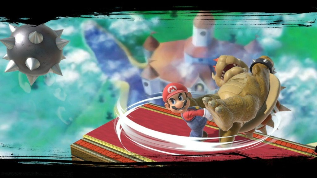 Gallery: Nintendo Recreates Classic 3D Mario Moments In Super Smash Bros. Ultimate