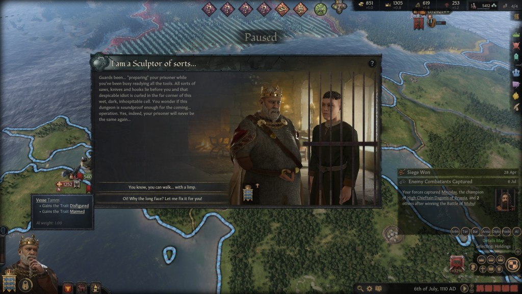The best Crusader Kings 3 mods you can enjoy right now