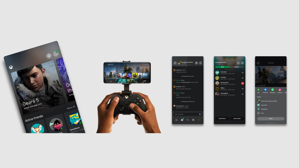 New Xbox App (Beta) on Mobile Keeps You Connected to Your Games, Friends, and Fun