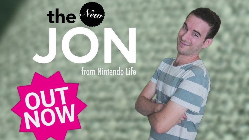Site News: Jon Cartwright Joins The Nintendo Life Video Team