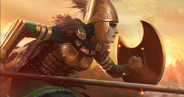 Total War Saga Troy Penthisilea Amazons Faction Guide 1a