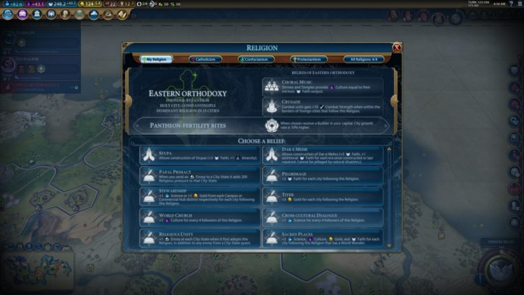 Civilization Vi New Frontier Pass Civilization 6 Basil Ii Byzantium Deity Guide 3c