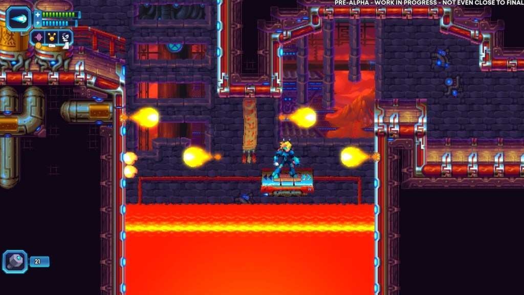 Jumpin' and shootin' with Chris King about the Mega Man-inspired 30XX