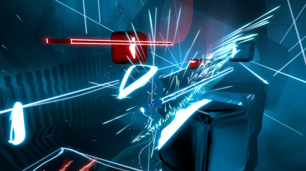 Beat Saber's long-awaited multiplayer mode arrives next month • Eurogamer.net