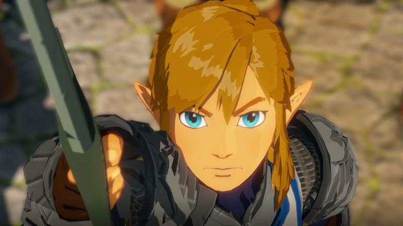 Hyrule Warriors: Age Of Calamity Is The Prequel To Zelda: Breath Of The Wild