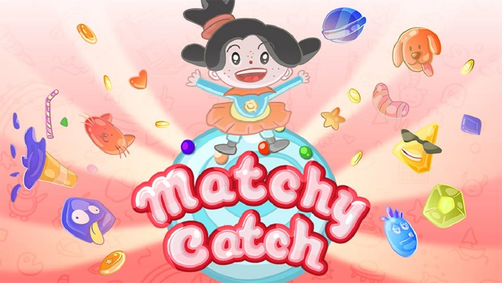Matchy Catch is a colourful and addictive puzzler, out now on iOS and Android