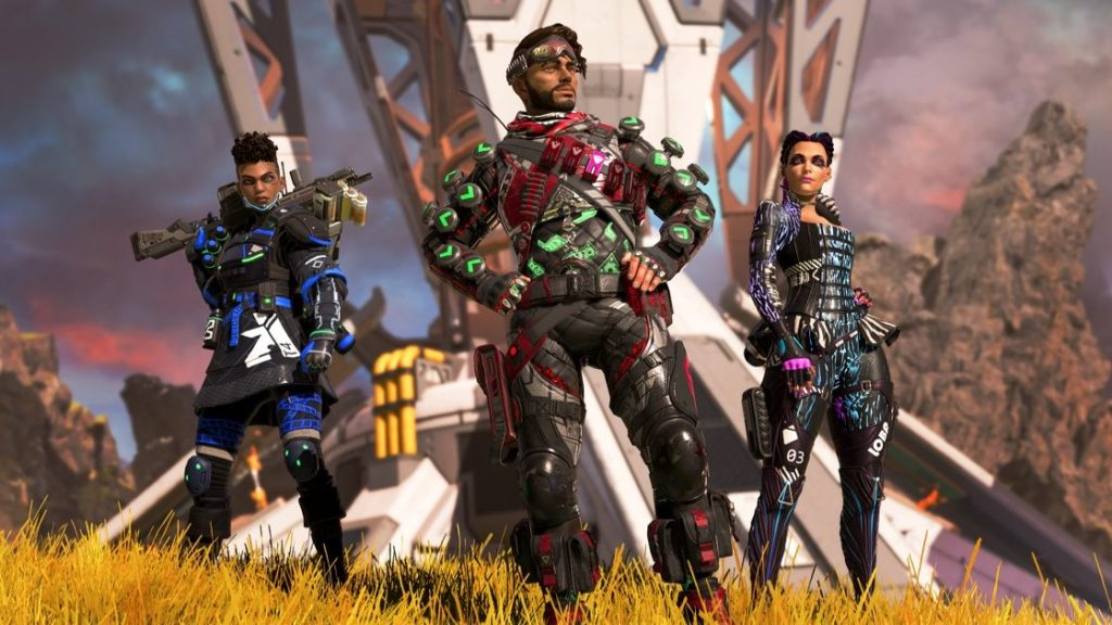 Apex Legends crossplay update live with patch notes