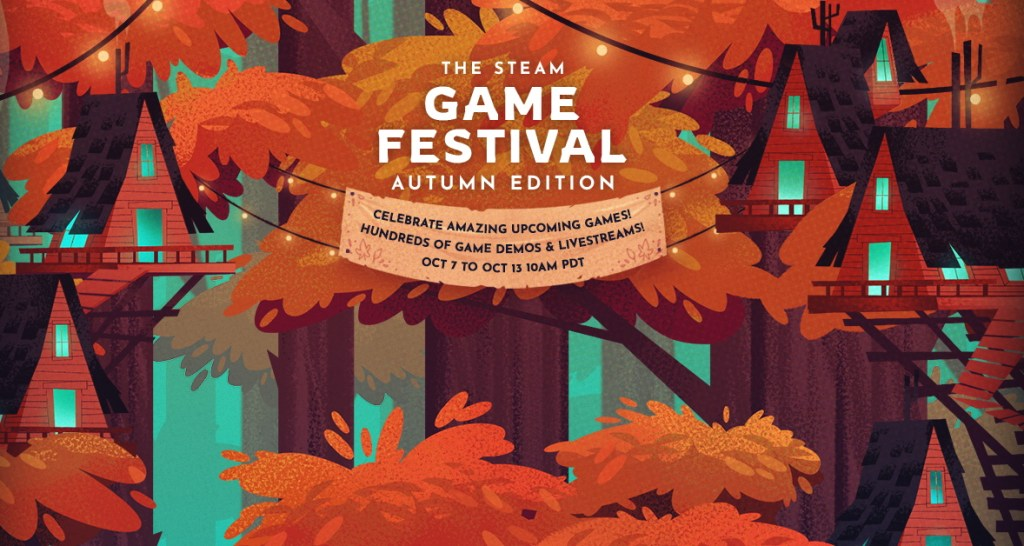 Autumn Edition is live with hundreds of game demos