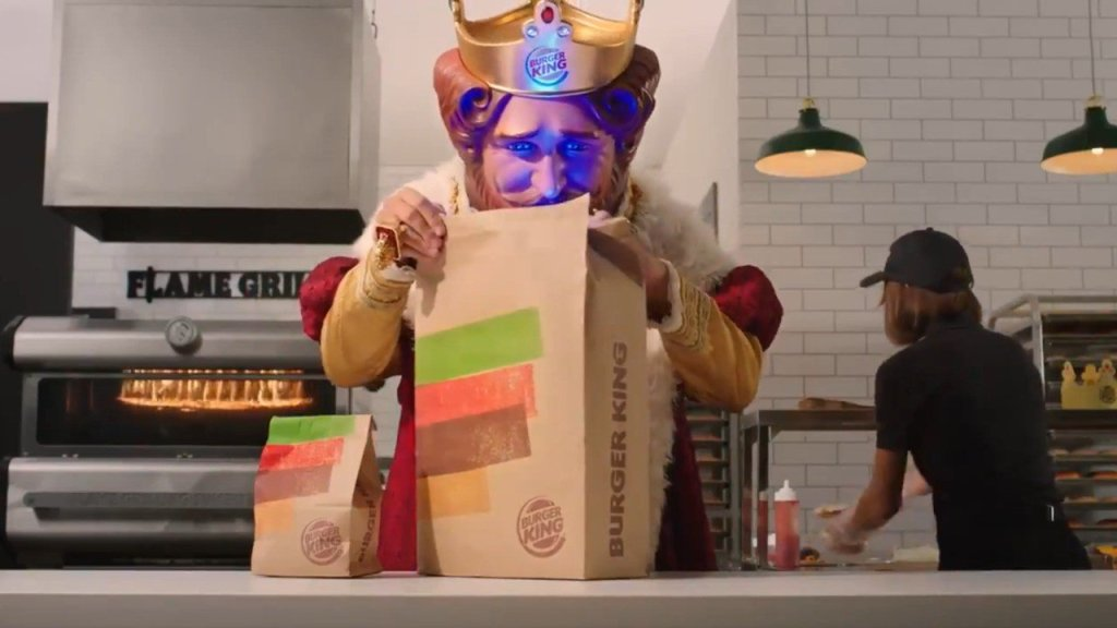 Did the PS5 UI Reveal Just Get Teased by Burger King?