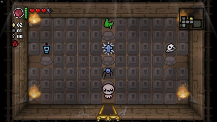 Binding Of Isaac Mods Varying Special Rooms