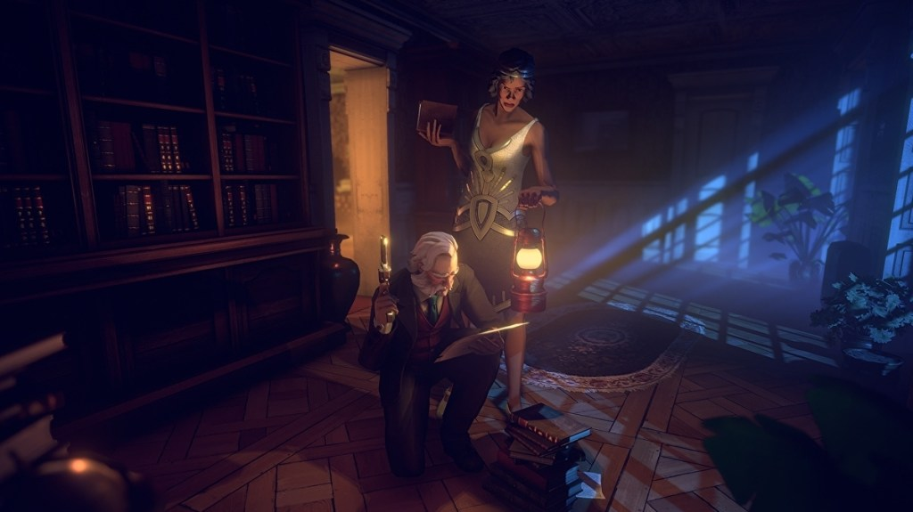 That Mansions of Madness video game adaptation is now an Arkham Horror game • Eurogamer.net