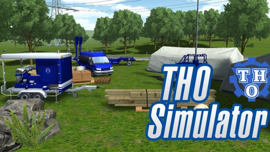 """THO Simulator Is Your Chance To """"Examine Damage"""" And, Erm, """"Ensure Safe Roads"""" On Switch"""