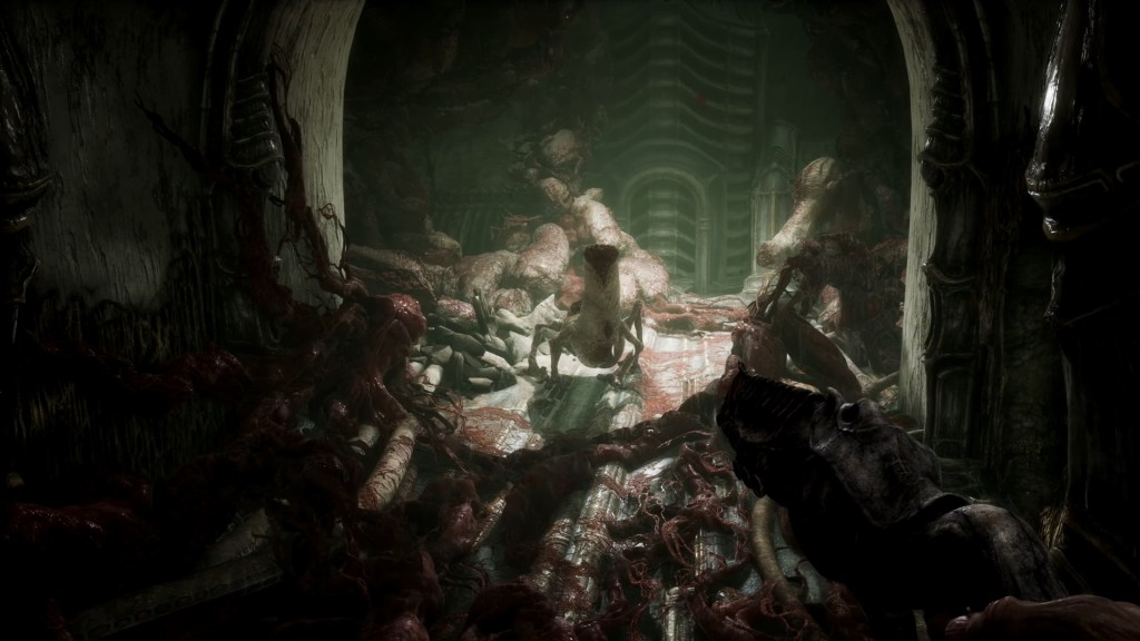 New Scorn trailer shows more gruesome gameplay to make your squirm