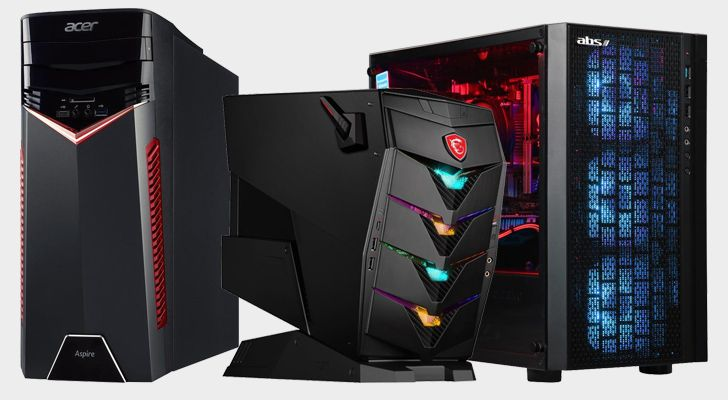 Cheap gaming PC deals in October 2020