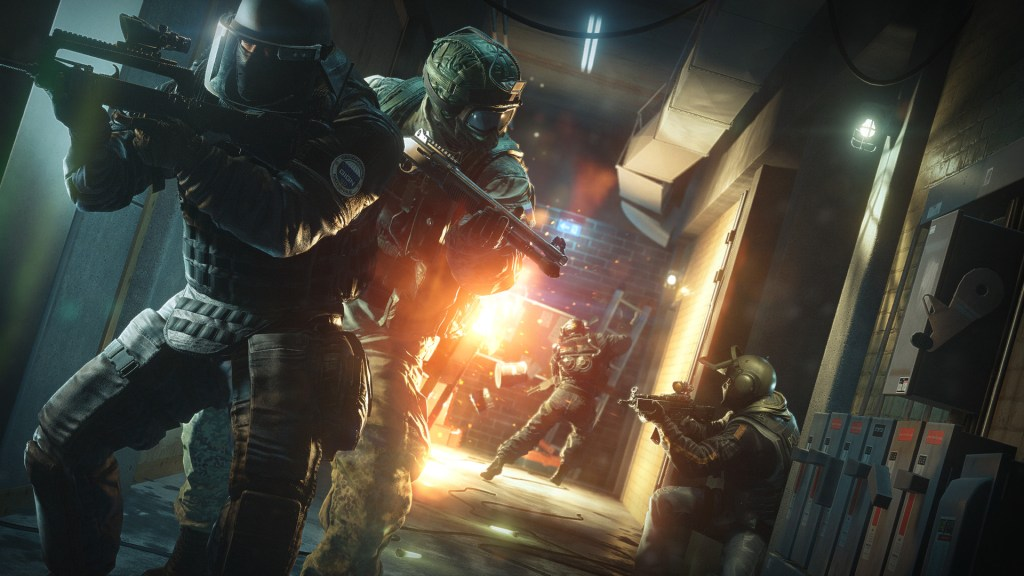 Rainbow Six Siege Halloween event leak shows new map and game mode