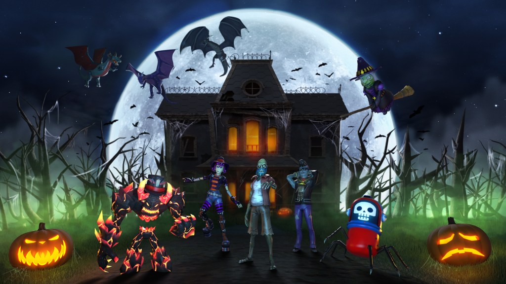 Scare Up a Good Game with the Halloween Sort