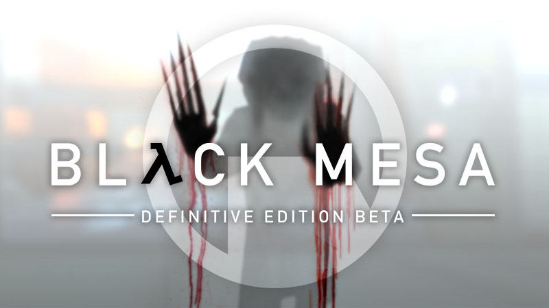 The Black Mesa Definitive Edition is now in open beta