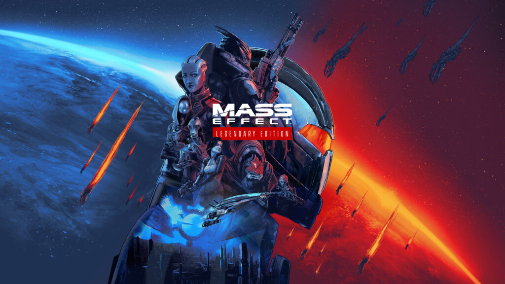 Mass Effect Legendary Edition remasters the trilogy for PC early 2021