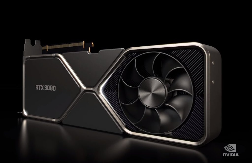 Nvidia Geforce Rtx 30 series Ampere graphics card