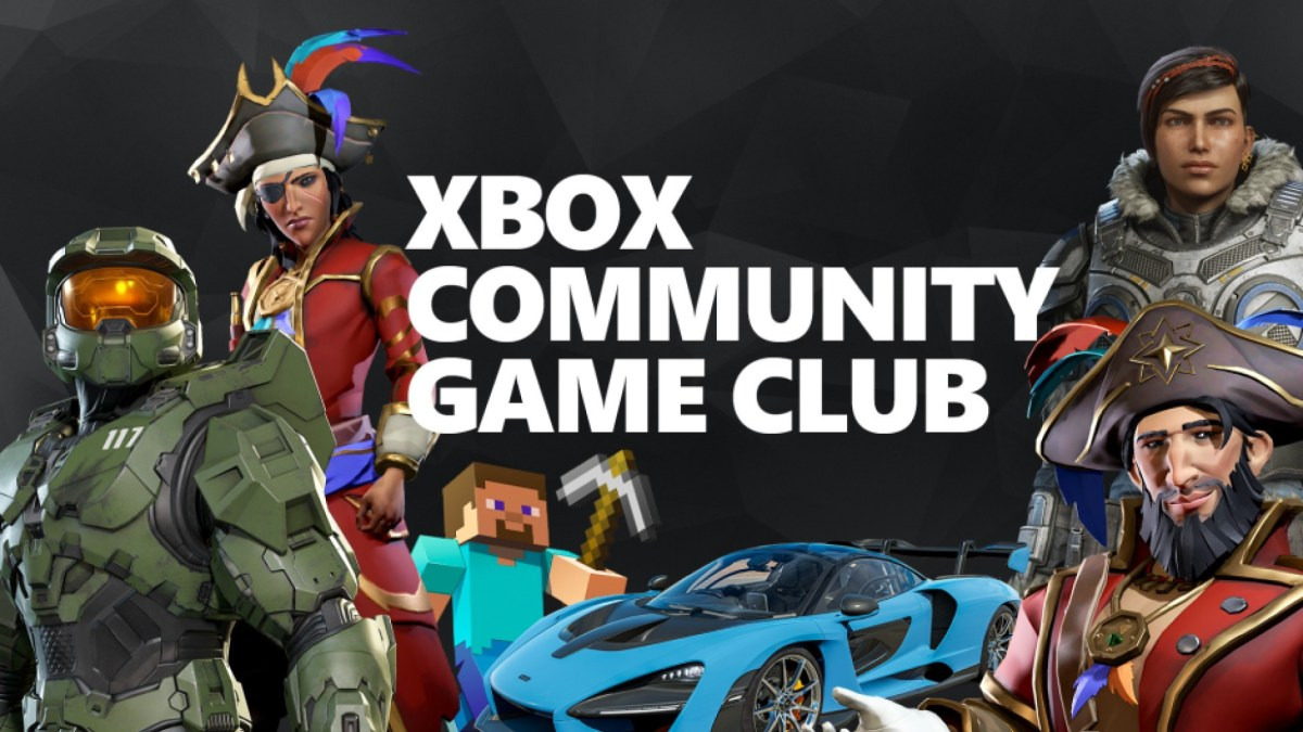 Xbox Community Game Club