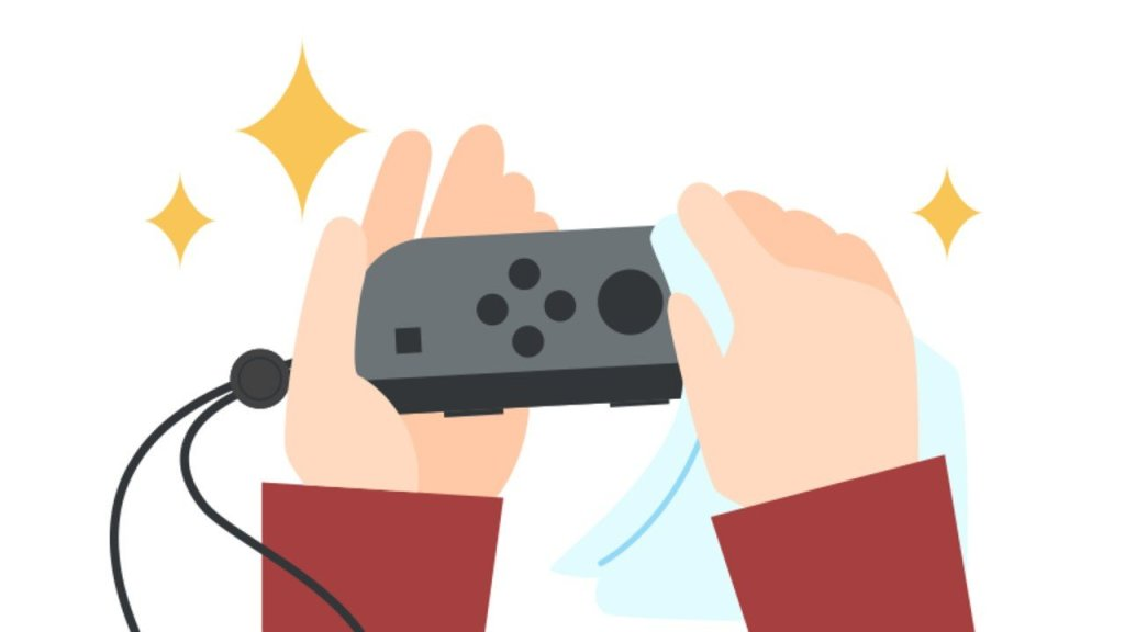 Nintendo Shares Tips On How To Keep Your Switch And Joy-Con Germ-Free