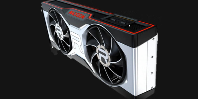Amd Radeon Rx 6700 Series graphics card
